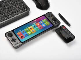 Image showing GPD XP Android Gaming Handheld
