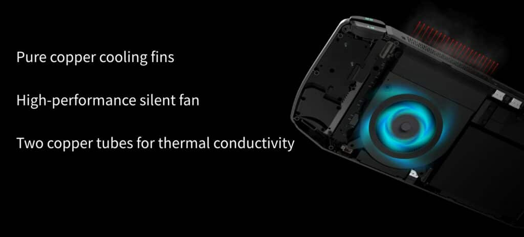 New Cooling Design
