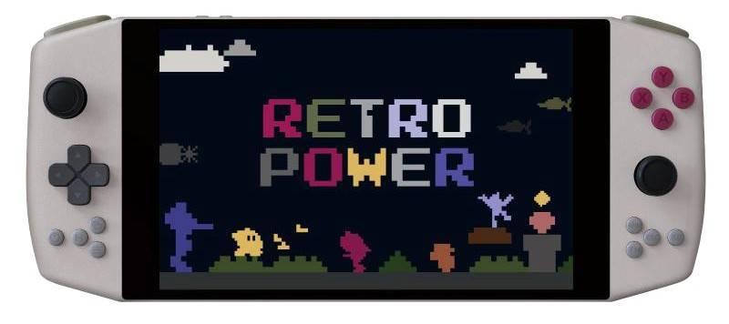 Retro Power!