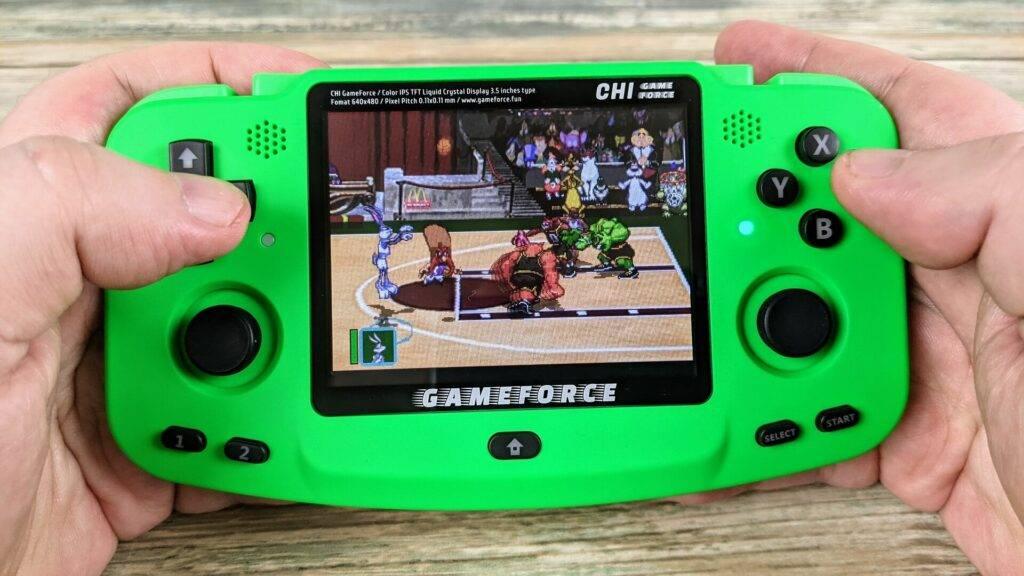 Gameforce Emulator