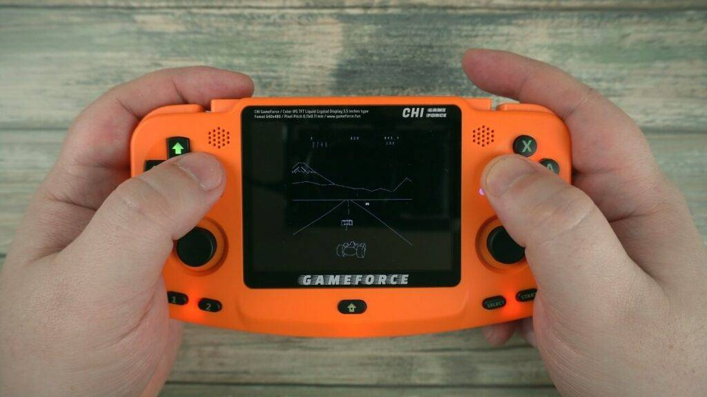 Vectrex Emulator