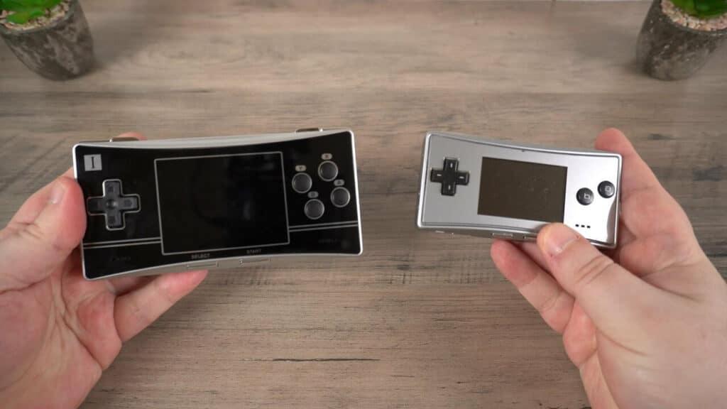 RG300X and GBA Micro