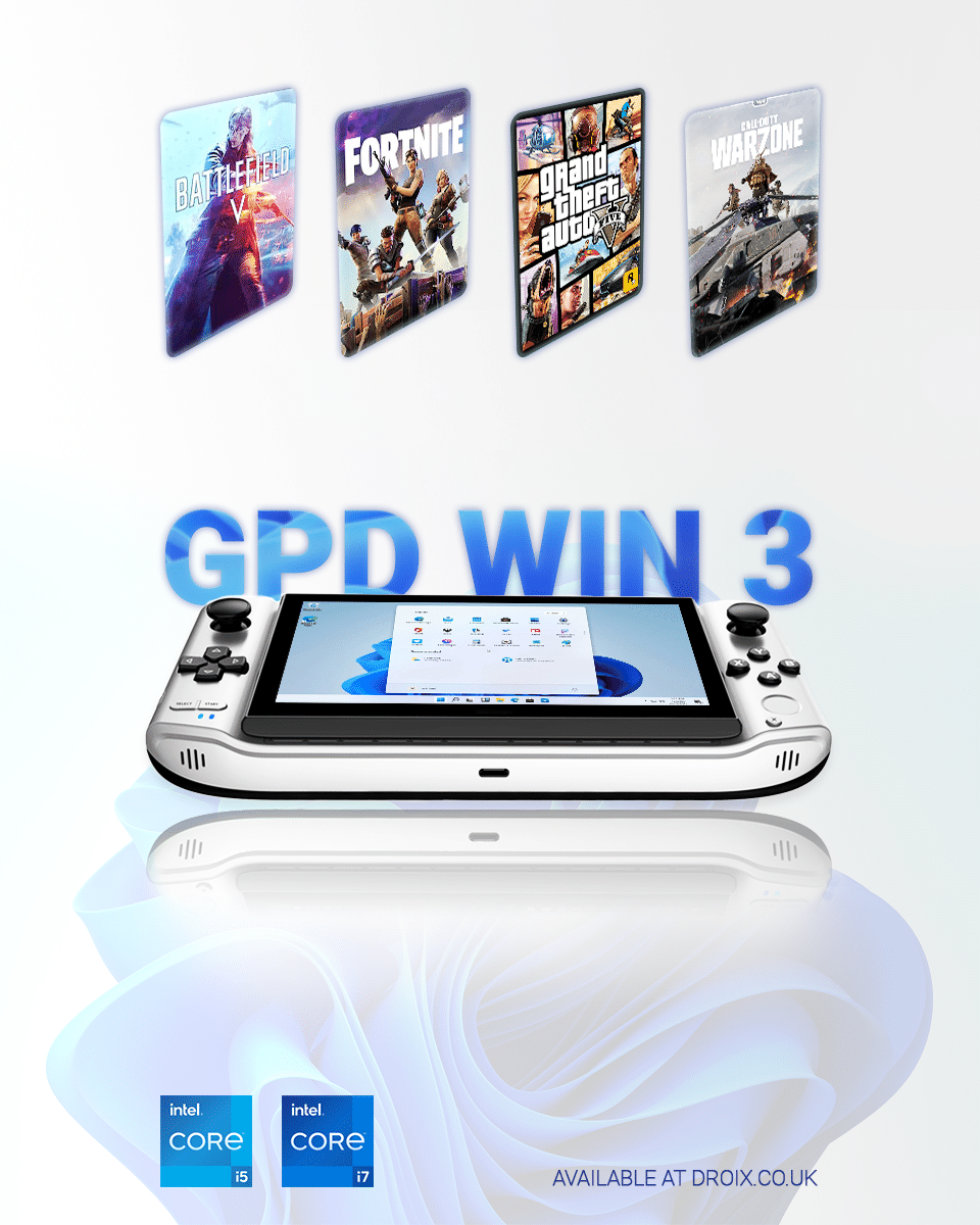 Image showing GPD WIN 3