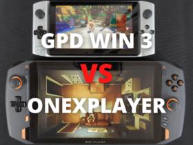 GPD WIN 3 VS ONEXPLAYER