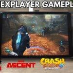 ONEXPLAYER Gameplay video