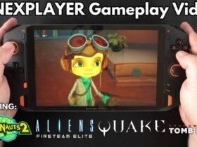 ONEXPLAYER Gameplay