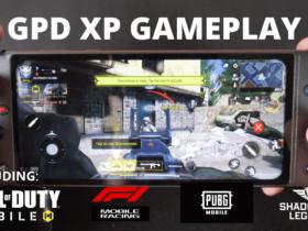 GPD XP Gameplay