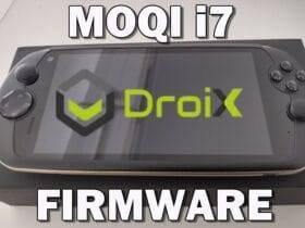 MOQI i7 Firmware - Banner