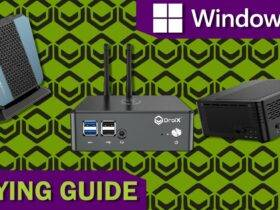 Best Windows 11 Mini PC's - Banner