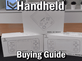 Handheld Retro Games Console Buying Guide - Banner