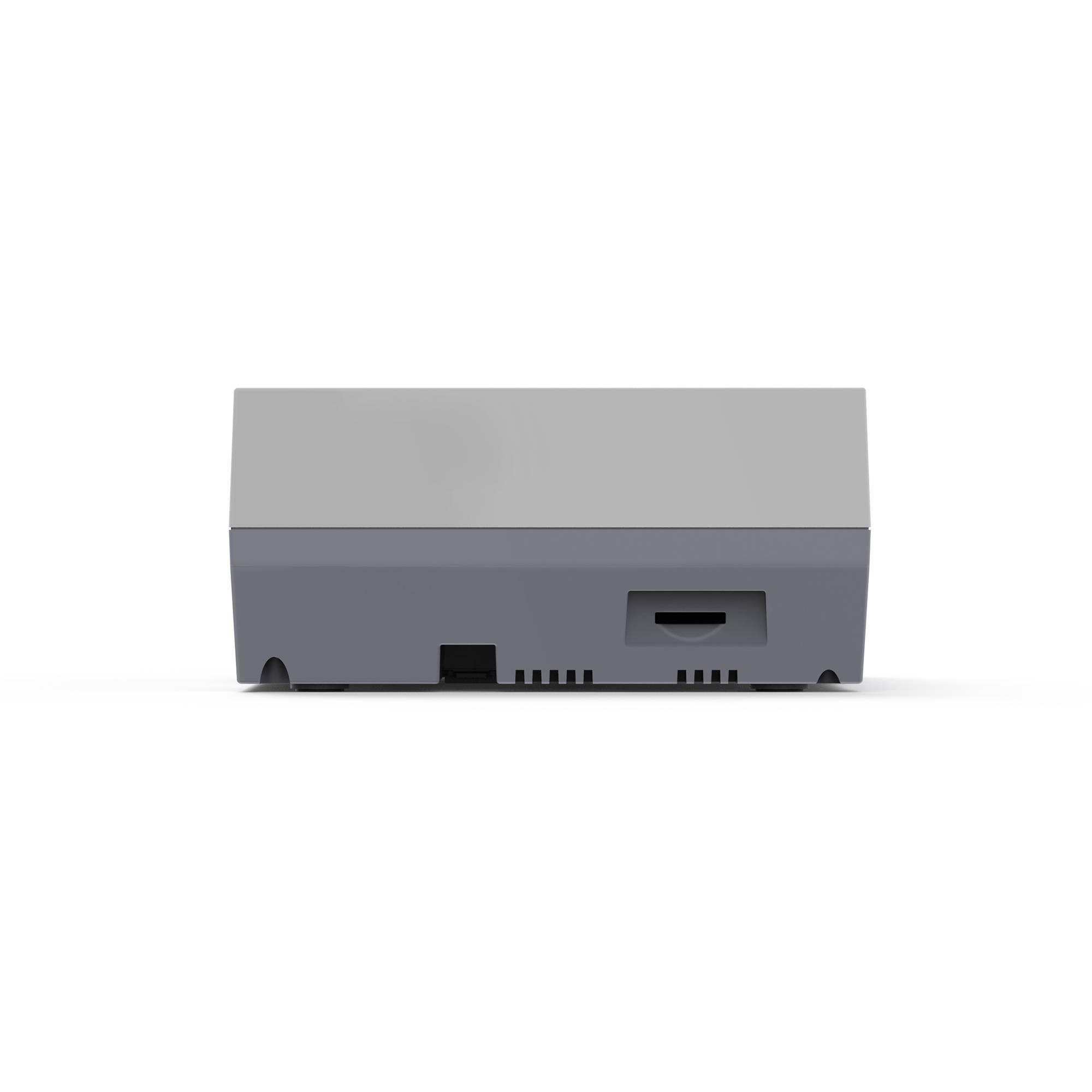 RETROFLAG NESPi 4 DIY Starting Kit for RetroPie Home Console - Showing the NESPi 4 from the side