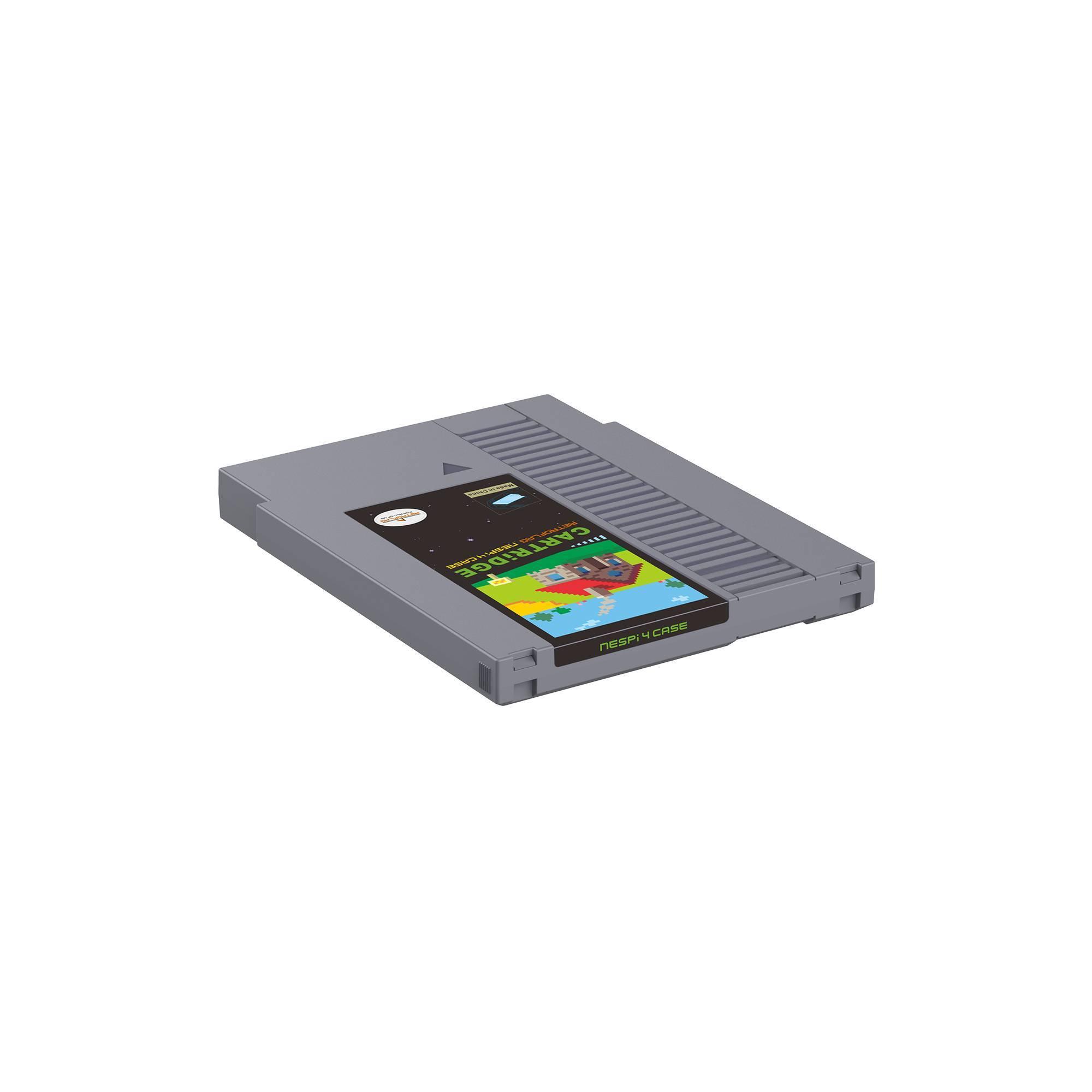 "RETROFLAG NESPi 4 DIY Starting Kit for RetroPie Home Console - Showing the NESPi 4 2.5"" HDD/SSD Adaptor"