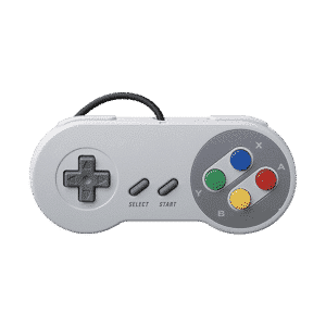 SNES-Like USB Controller for Retro Gaming by DroiX