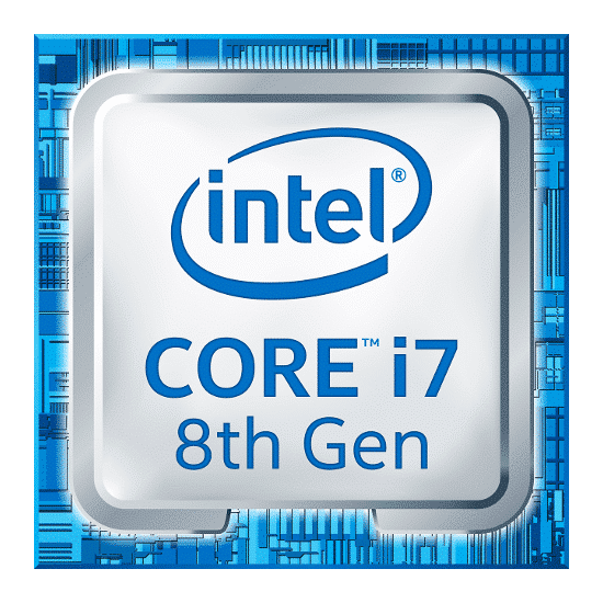 Intel Core i7 8th Generation Icon