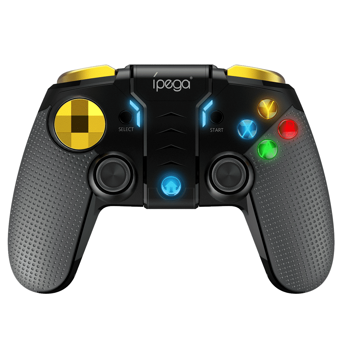 "iPega 9118 ""Golden Warrior"" Gamepad - Front Facing"