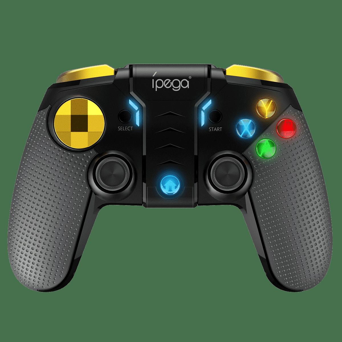 "iPega 9118 ""Golden Warrior"" Gamepad - Front Facing"