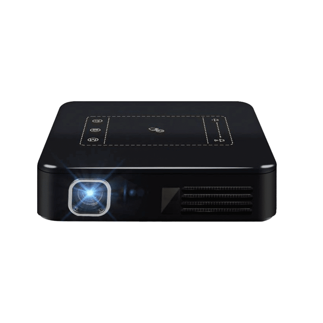 DroiX DP1 Android 7 Nougat Smart Mini Projector