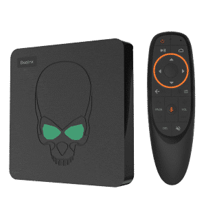 GT King by DroiX AMLogic S922X Android 9 Pie Powered TV Mini PC HTPC - With G10 Air-Mouse