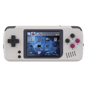 BITTBOY Pocket GO - Retro Gaming Portable Handheld Console - Front View