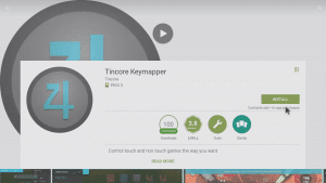 Tincore Keymapper Emulate Touchscreen Play Store Search Result