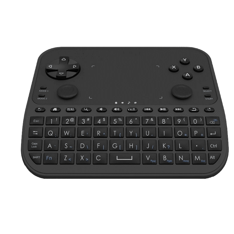 U6 Mini Keyboard with Gaming Functions Flat