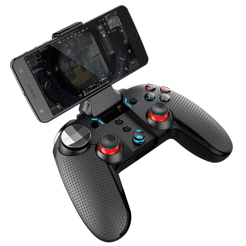 """iPega 9099 """"Wolverine"""" Gamepad - With a Smartphone in the holster"""