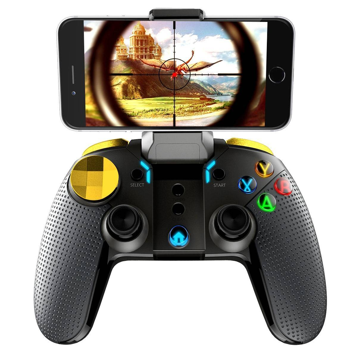 "iPega 9118 ""Golden Warrior"" Gamepad - Playing PUBG on a Smartphone"