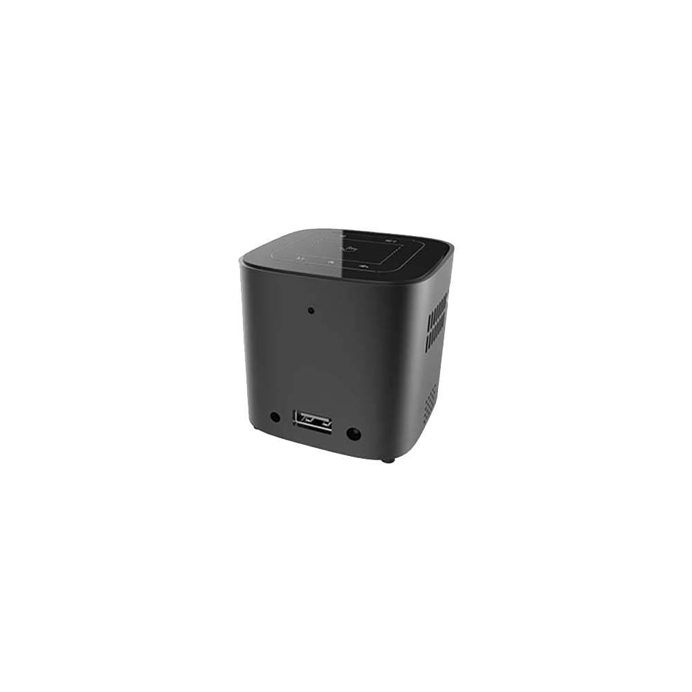 Hotack D10 Android Portable Pico Projector - Showing sides