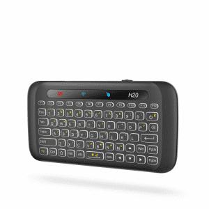 H20 Mini Keyboard Front Angle