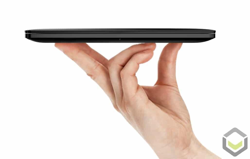 GPD Pocket 2 Celeron Edition in Amber Black