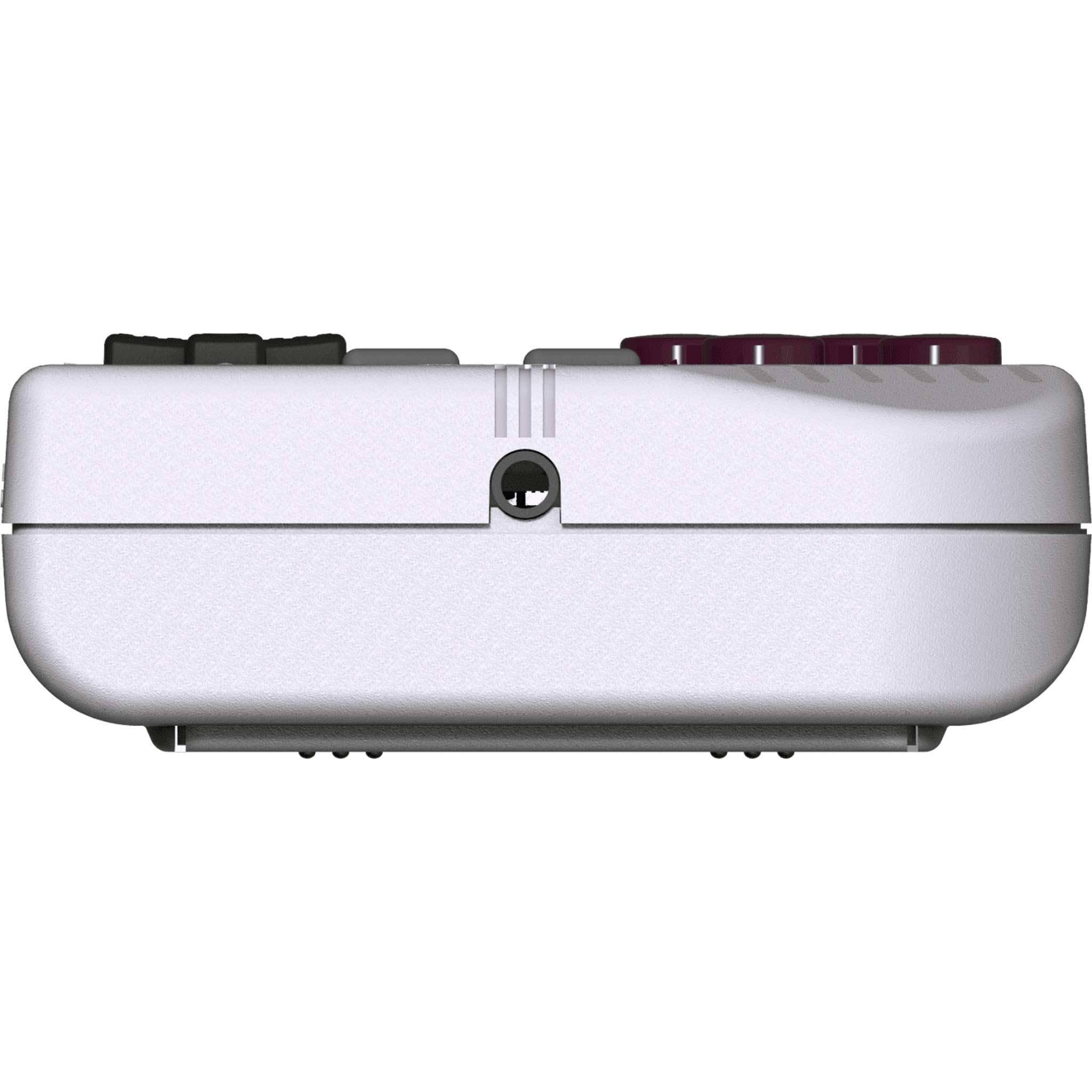 RETROFLAG GPi Case showing Cartridge for Raspberry Pi zero W and 3.5mm headphone jack