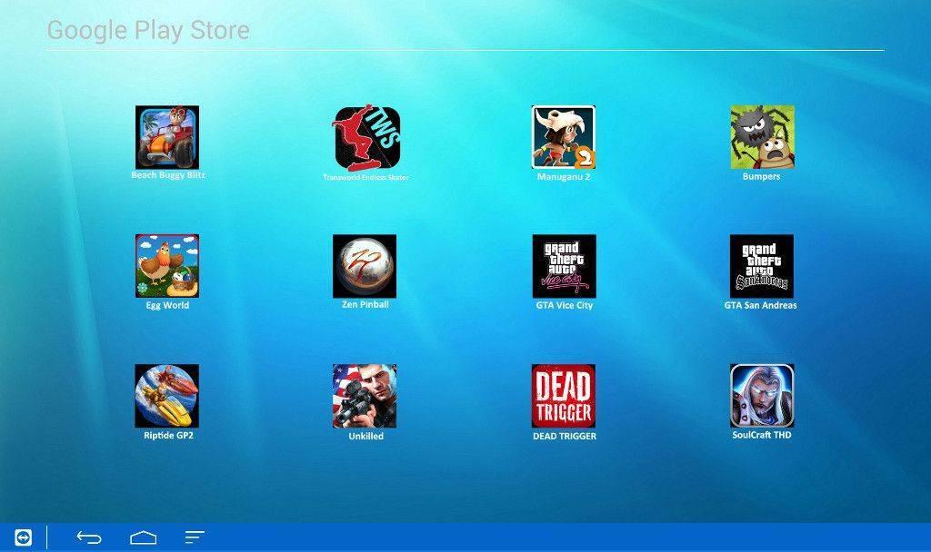 7-DBPM-Google play store menu