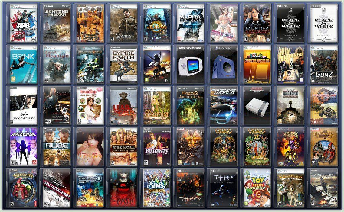 PC games on TV set top box based on Android