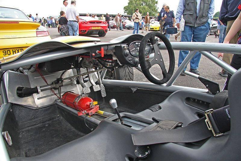 Stripped Down Racer LibreELEC Ariel Atom