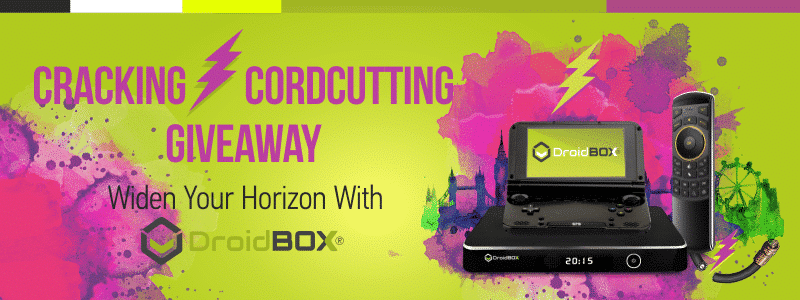 DroidBOX Cordcutting 800-300