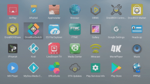 DroiX Switch App Drawer Switch To LibreELEC Icon
