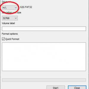 How to format a large Micro SD Card to FAT32 - How To - DroiiX