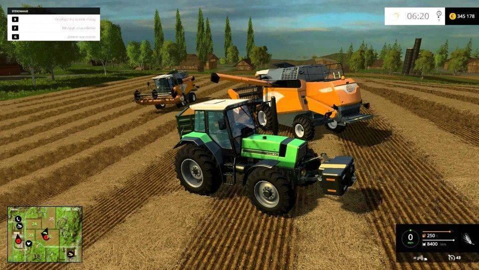 Farm Simulator 16
