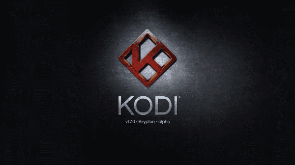 Kodi Krypton Alpha