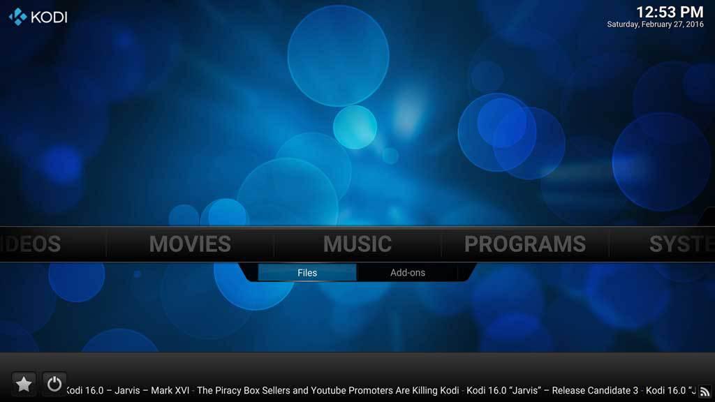 Kodi Music