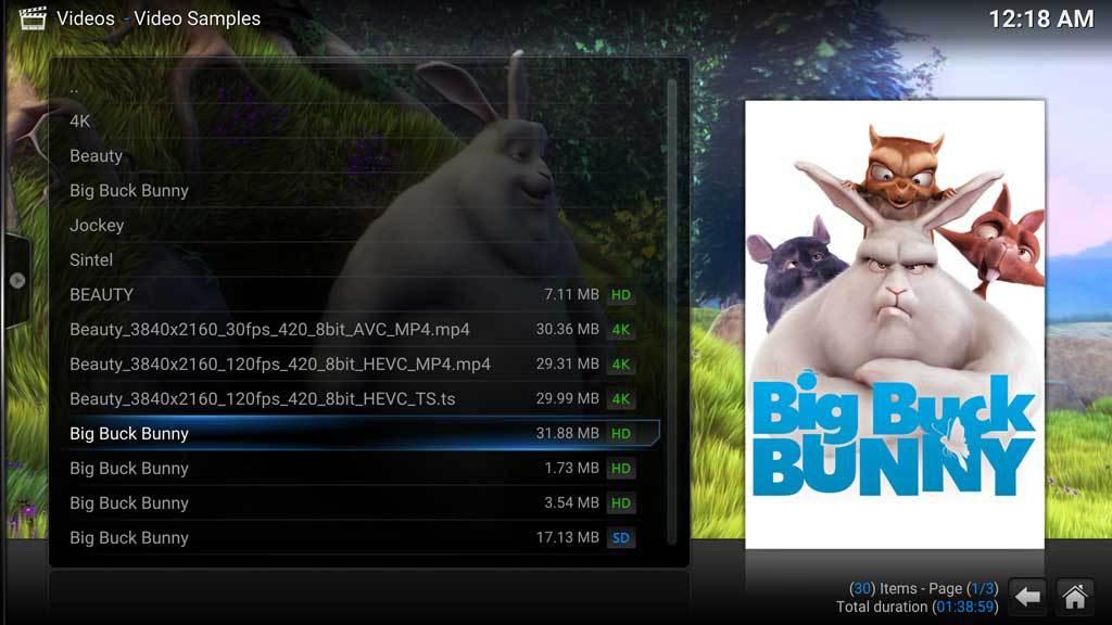 Kodi Video Add Videos 11
