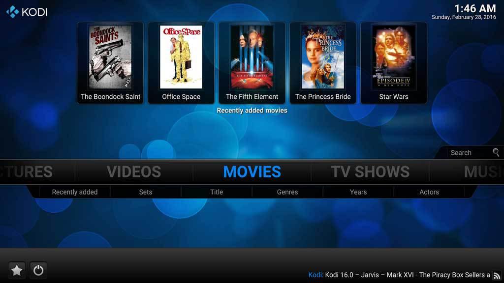Kodi Video Add Videos 12