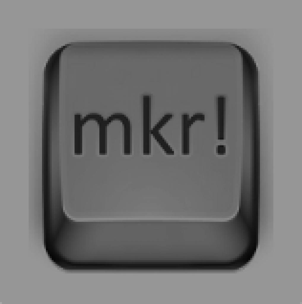 MKR Icon Multilanguage Keymap Redefiner