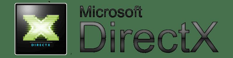 Microsoft DirectX Logo