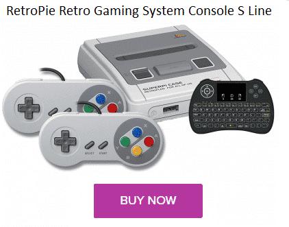Buy RetroPie Console