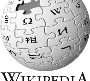 Wikipedia Logo Cropped