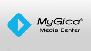 Mygica Media Center Icon