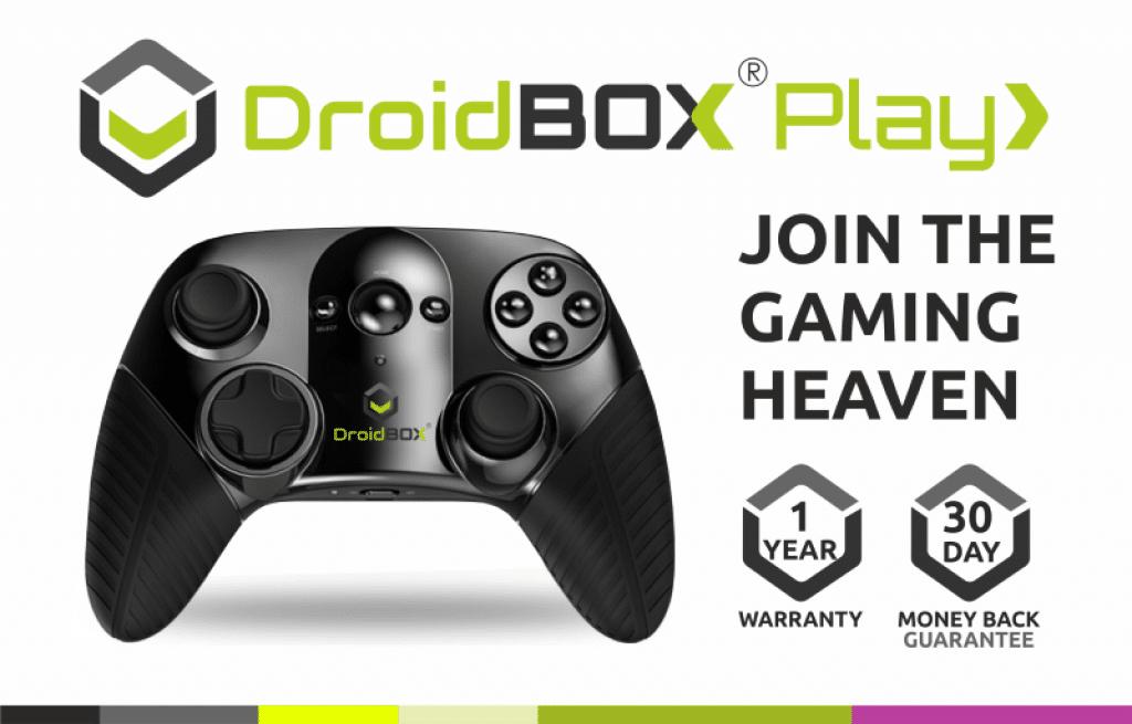 DroidBOX® Play