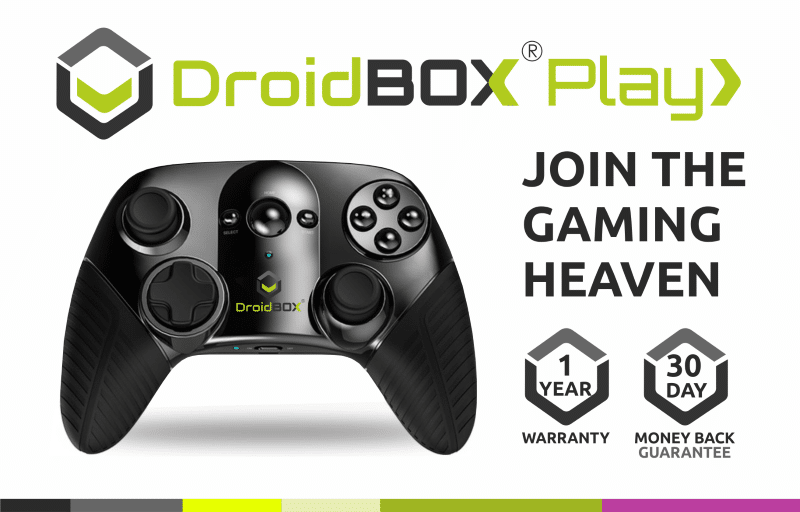 DroidBOX® Play