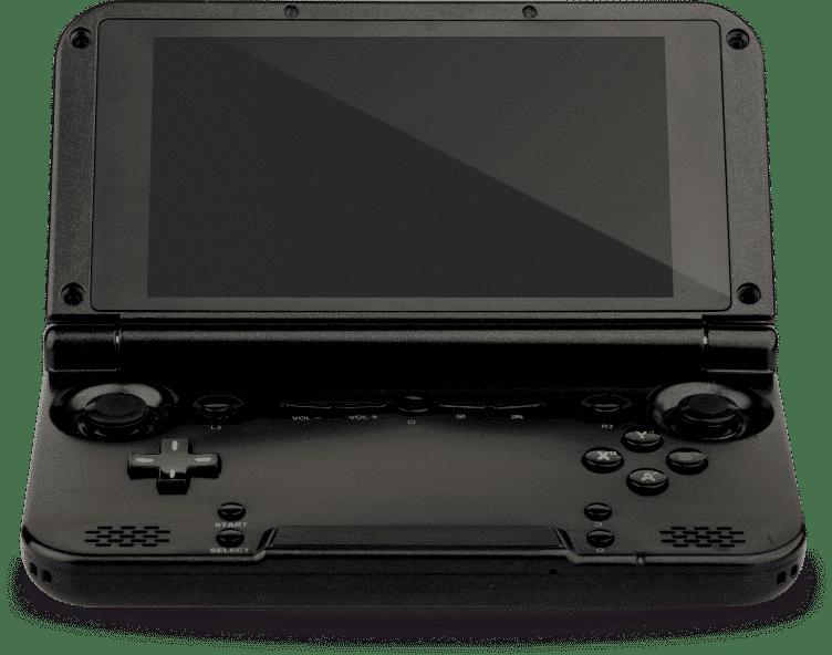 DroidBOX GPD XD PlayOn open view 2